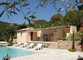 Villa en location Escalet Ramatuelle